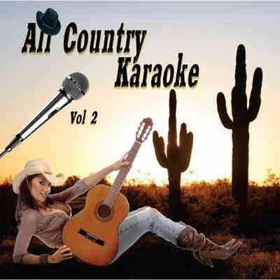 All Country Karaoke - AC02 - CD+G Front