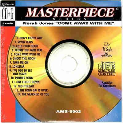 Ameri-sing Karaoke AMS5002 - Front