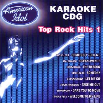 American Idol Karaoke AIN0121 - Front