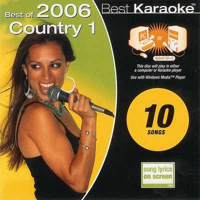 Best Karaoke BEST1002 CD+G Covers