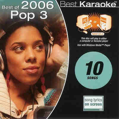 Best Karaoke BEST1005 CD+G Covers