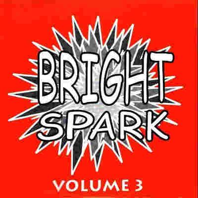 Bright Spark Karaoke BSK003 - Front