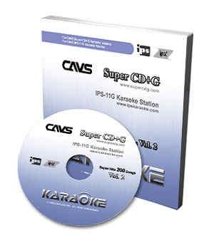 Cavs Karaoke CAVSSH02 - Super Hits 200 Vol 2