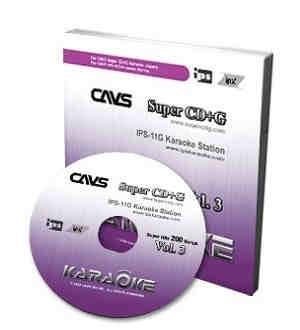Cavs Karaoke CAVSSH03 - Super Hits 200 Vol 3