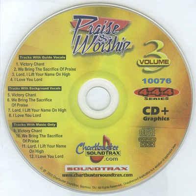 Chartbuster Karaoke CB10076 CD+G Disc