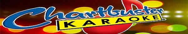 Chartbuster Karaoke - Logo - Banner - Set One