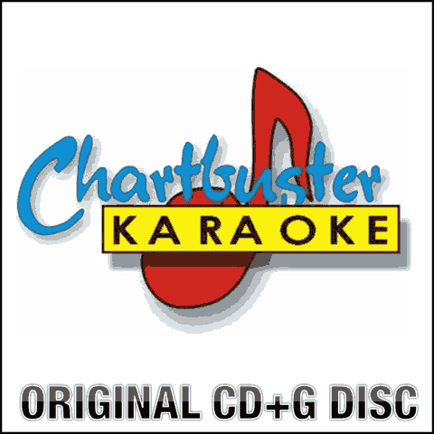 chartbuster karaoke logo 01 - Original CG+G Discs banner