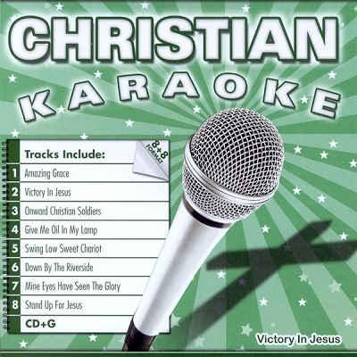 Christian Karaoke - KAR1001 - Front Cover