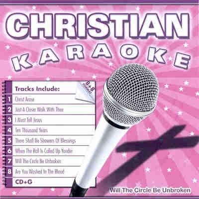 Christian Karaoke - KAR1005- Front Cover