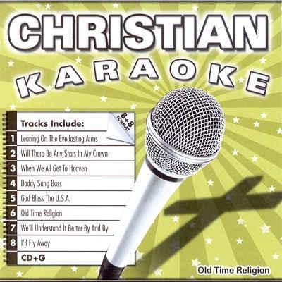 Christian Karaoke - KAR1006- Front Cover