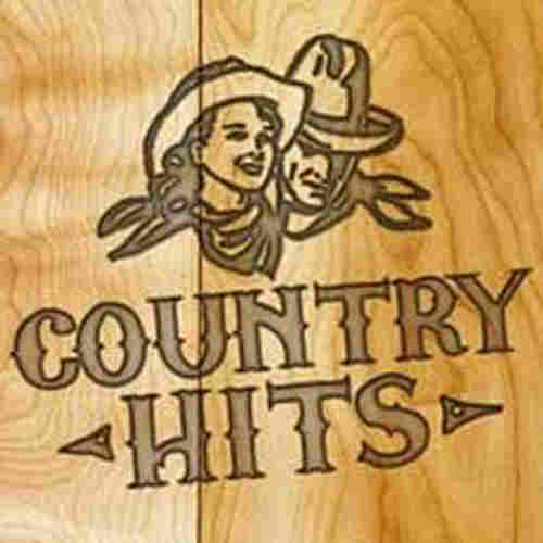 Country Karaoke Classics - cowboy and cowgirl logo not