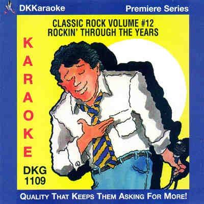 DK Karaoke - DK1109 - Front