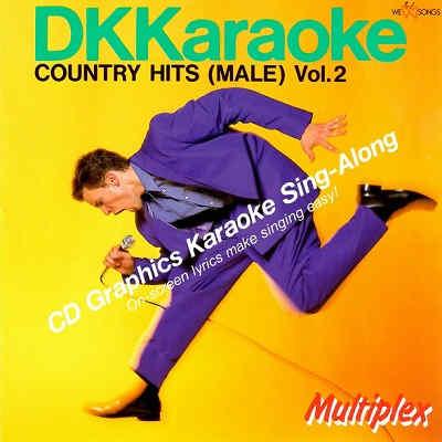 DK Karaoke - DKUSA25 - Front