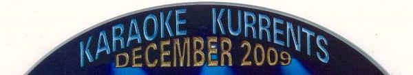 Karaoke Kurrents - Best Of Karaoke - Header Banner