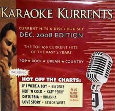 Karaoke Kurrents from December 2008