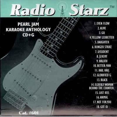 Radio Starz Karaoke - RSZ601 Front