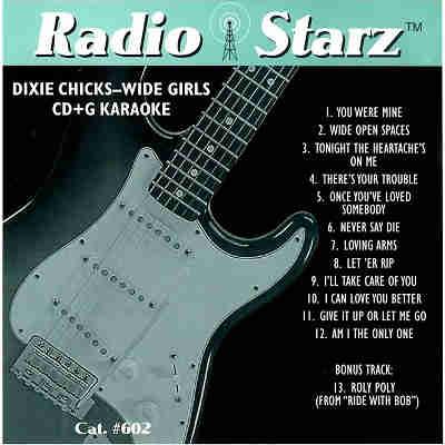Radio Starz Karaoke - RSZ602 - Front