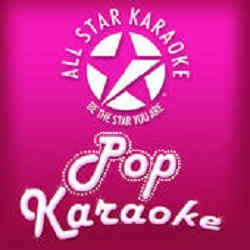 All Star Karaoke - Pop Logo
