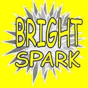Bright Spark Karaoke logo CDG's