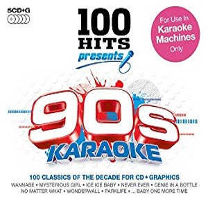 Demon Music Group - 100 hits karaoke DGM100070 - 90's