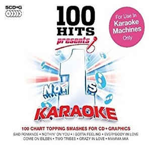 Demon Music Group - 100 hits karaoke DGM100074 - number one's - no 1's - cdg pack