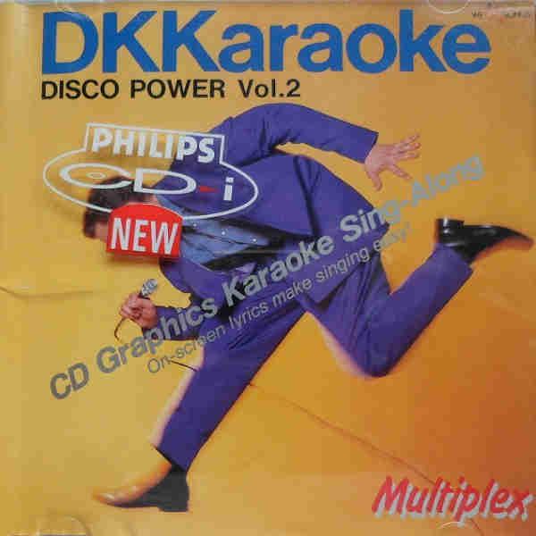 DK Karaoke - Disco Power Vol 2