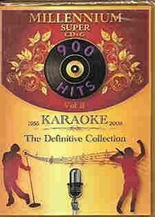 DK Karaoke Millennium Super cd vol 1