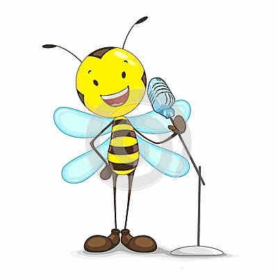 Independent Karaoke Labels - bee singing - karaoke directory - a comprehensive list
