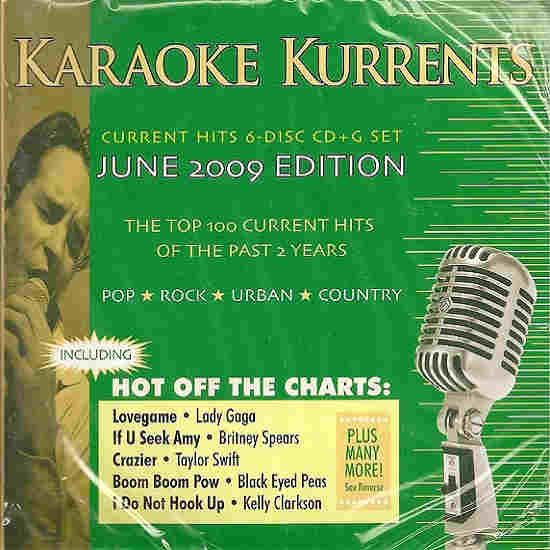 Karaoke Kurrents 2009 edition