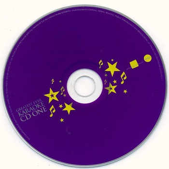 Union Square Music - Greatest Rver Karaoke disc one