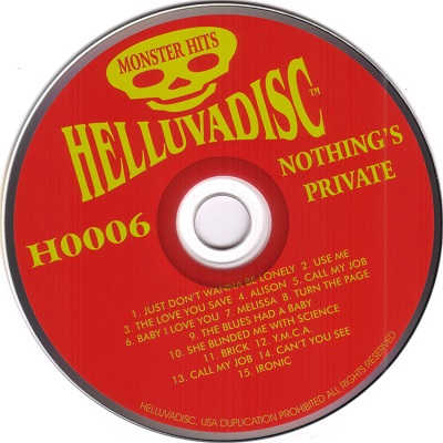 Helluvadisc Karaoke - H0006B - CDG
