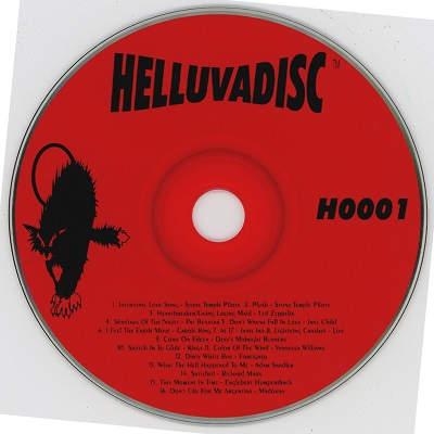 Helluvadisc Karaoke - HV01 - H0001 Disc