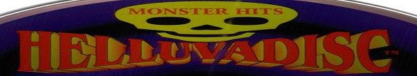 Helluvadisc Karaoke logo and banner