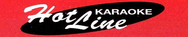 Hot Line Karaoke - Logo Header