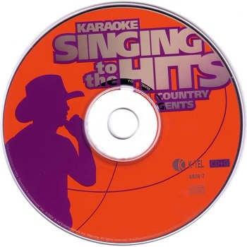 K-Tel Karaoke KT6020-2-Label CDG