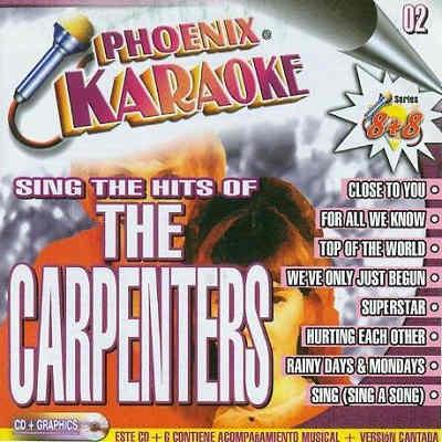 Phoenix Karaoke KP002E - Carpenters 8+8