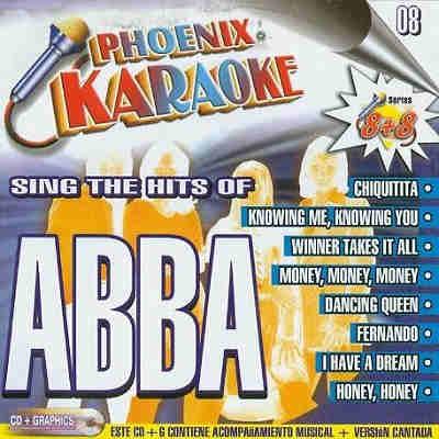 Phoenix Karaoke KP008E - Front - CDG