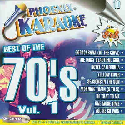 Phoenix Karaoke KP010E - Front - download karaoke song lists