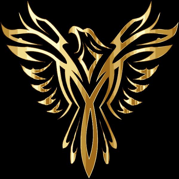 Phoenix Karaoke - bird rising from the ashes