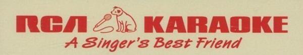 RCA Karaoke - header - Logo - Banner
