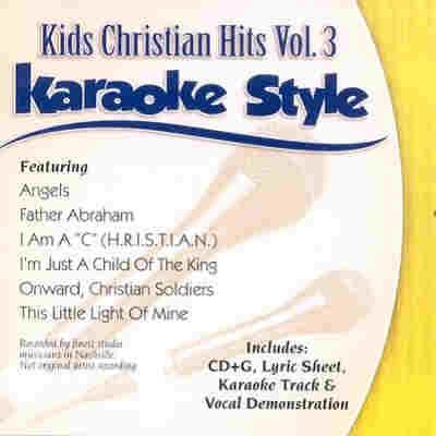 Daywind Karaoke - Kids Christian Hits Vol 3 DWKCH3
