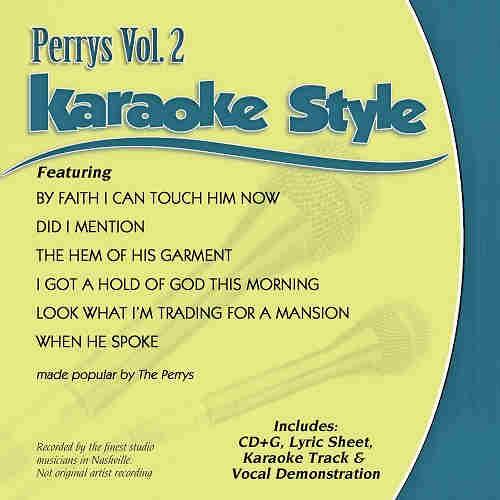 Daywind Karaoke - Perrys Vol 2 DWPERRYS2