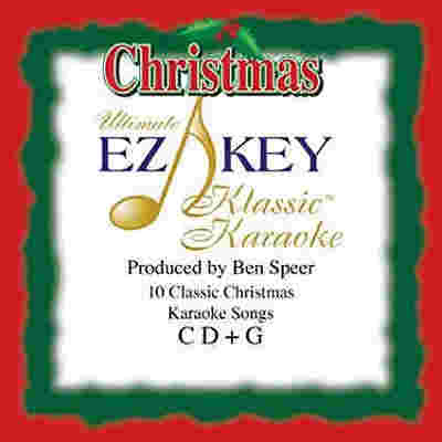 EZ KEY Karaoke - Christmas disc