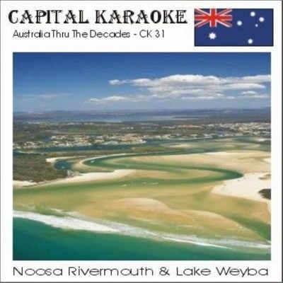 Australian And New Zealand Karaoke - CKA31 Front