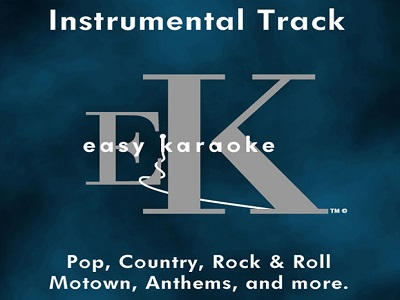 Easy Karaoke - cdg logo and banner - rock - pop - country - motown