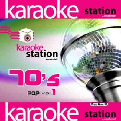 Karaoke Station KSA003 - Front CDG