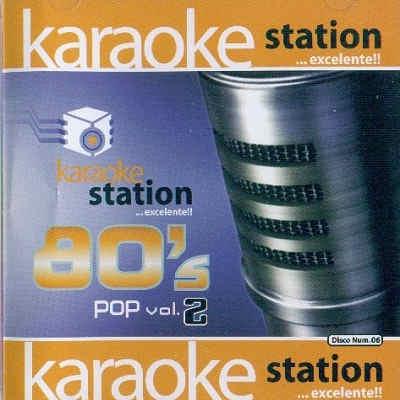 Karaoke Station KSA006 - Front CD+G