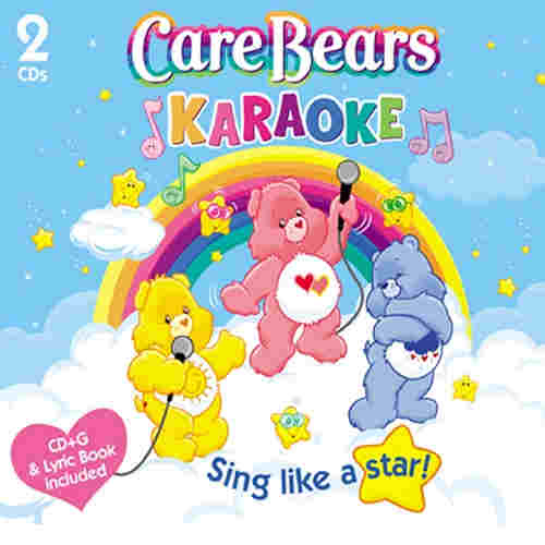 Madacy Karaoke - care bears - kids sing-a-long