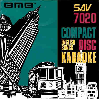 Nikkodo Karaoke SAV7020 - Front - karaoke song books available