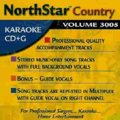 NorthStar Karaoke NSC3005 - Front - KJ & DJ song books